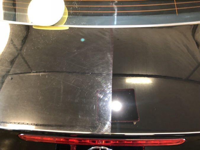 Paint Correction Split Comparison